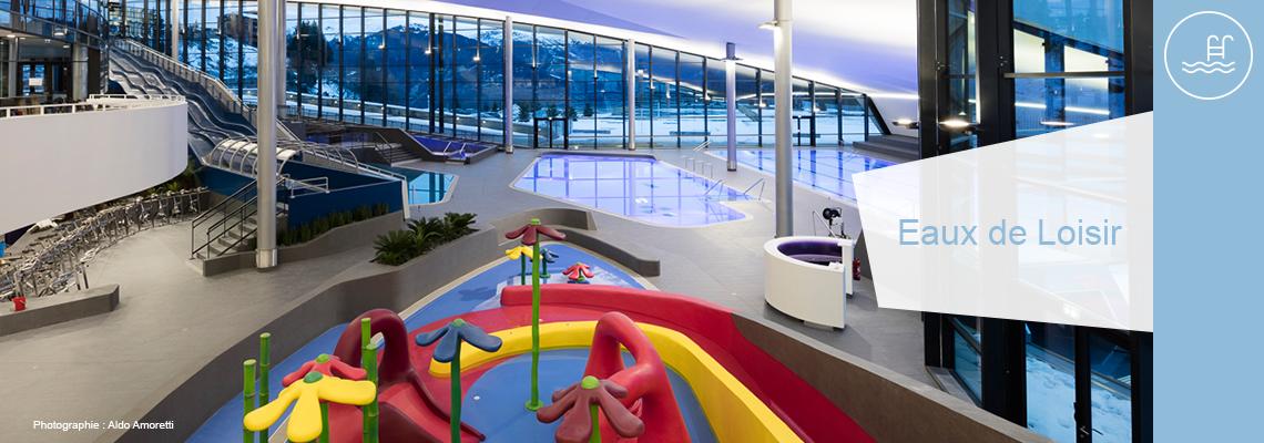 Eurotechnologie est un spécialiste du traitement des eaux de piscines municipales et des eaux de loisir, il interviens dans la conception et l'installation  d'air de jeux, de centres aquatiques, piscine d'hôtel et thermalisme.